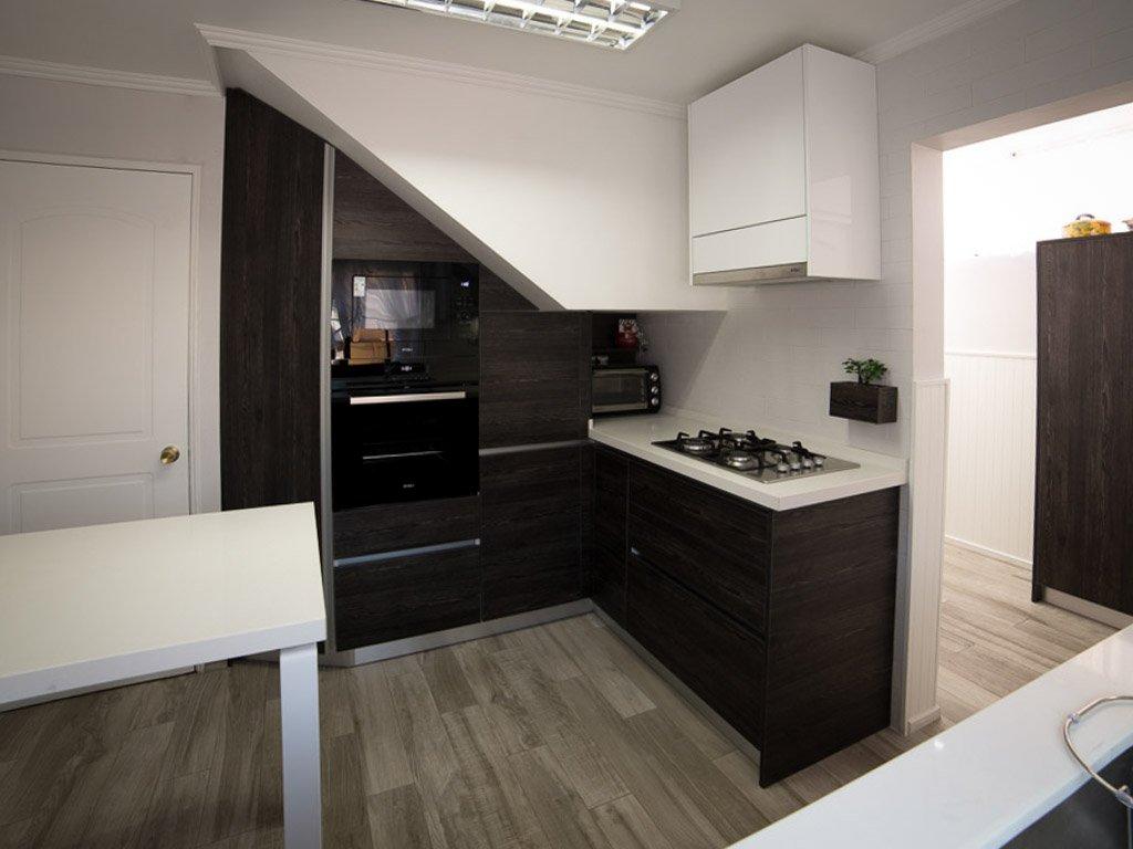Muebles de cocina Viña del Mar-2