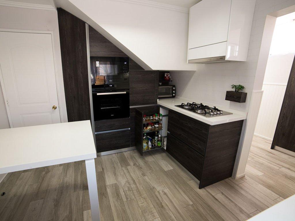 Muebles de cocina Viña del Mar-3
